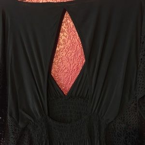 Victoria's Secret Swim - Victoria's Secret Swim Beach Sexy Coverup RARE EUC